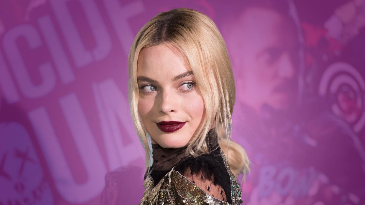 Margot Robbie The Most Beautifully Dangerous Actress In Hollywood