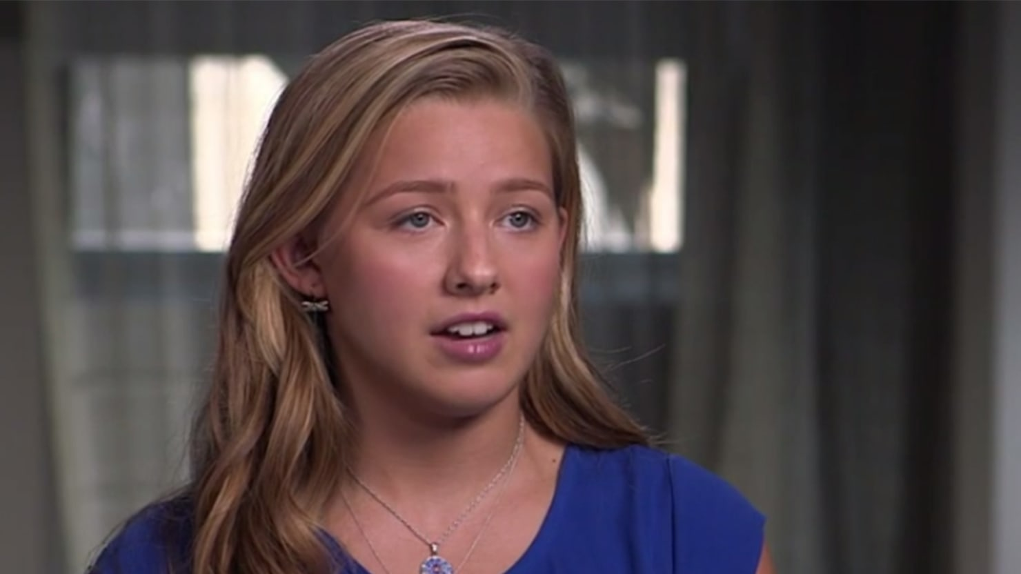 Chessy Prout, St Pauls seks napad Survivor, Speaks Out Za prvič-4603