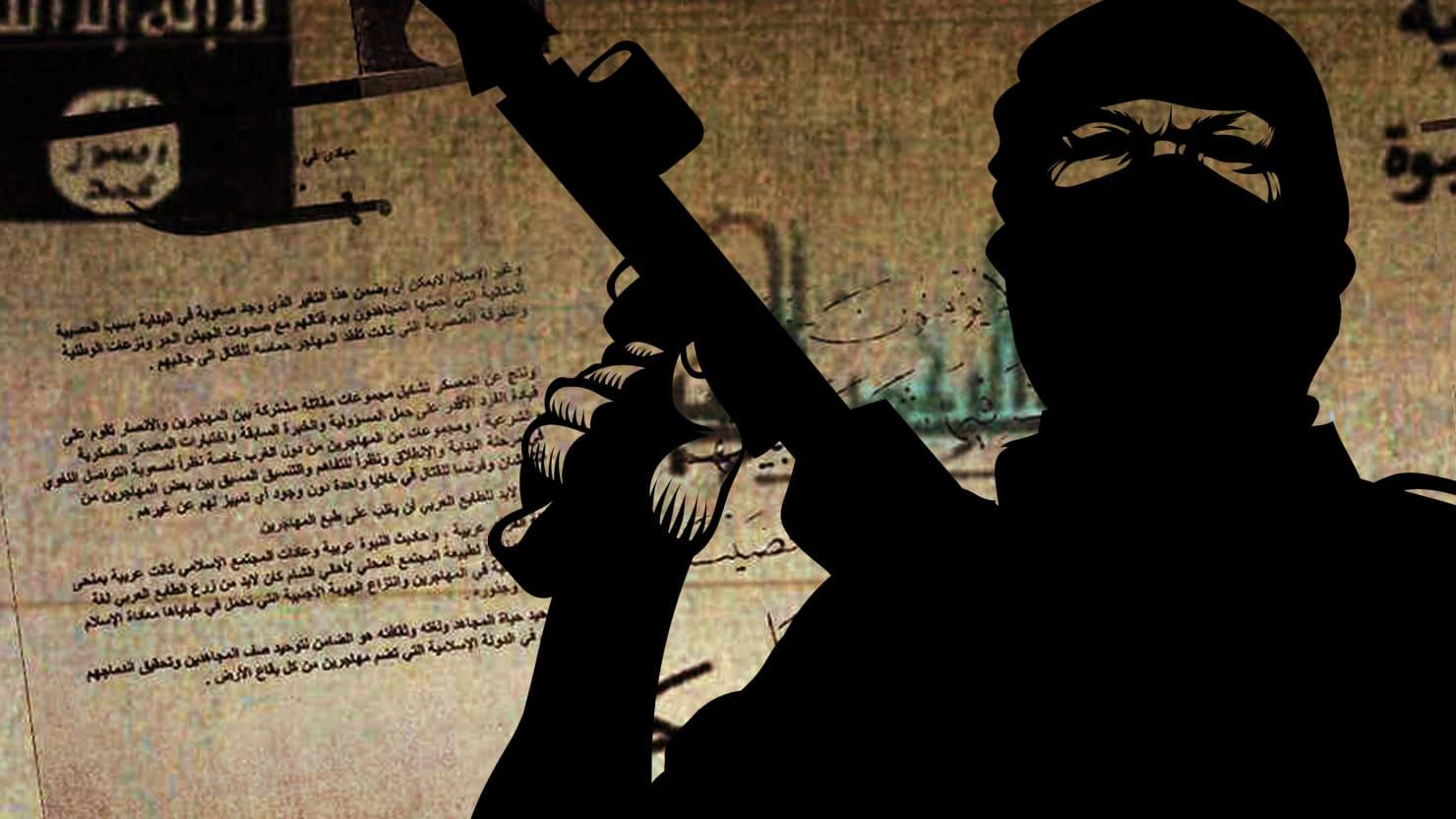 Hasil gambar untuk THE ISIS FILES