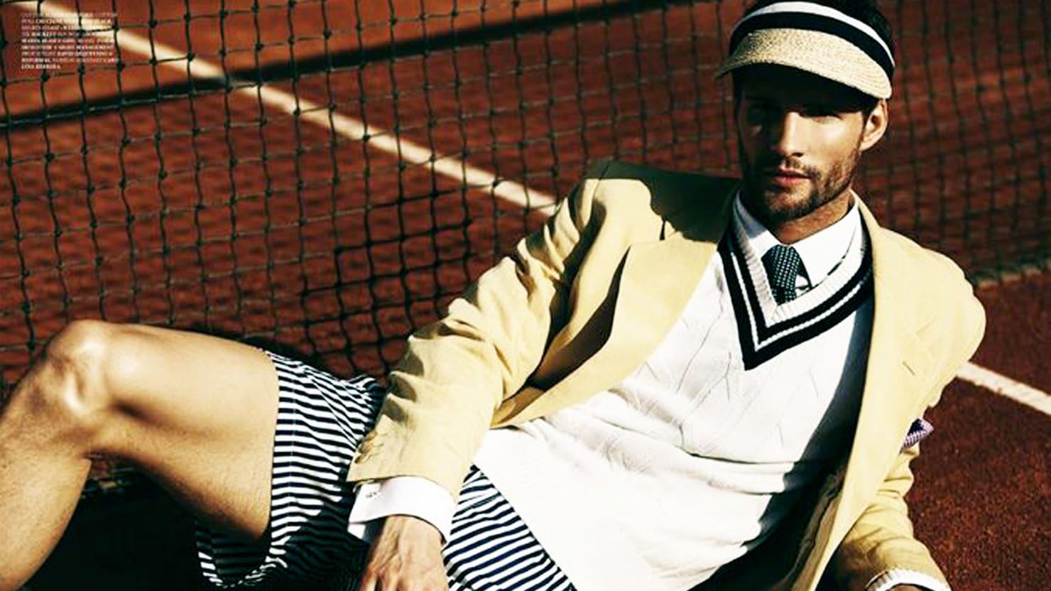 Can Tennis Style Rule Fashion Again