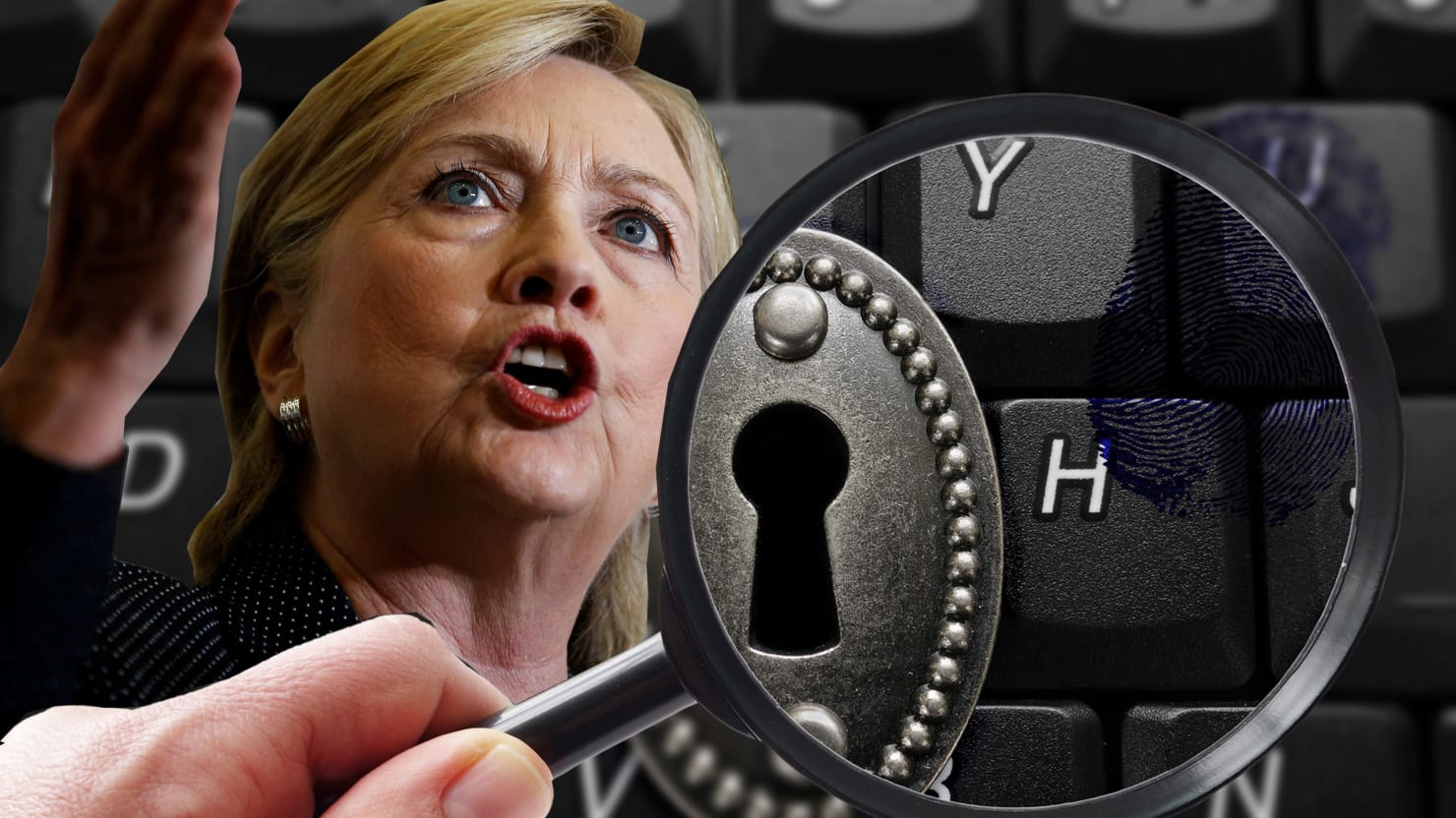 FBI vs. State Department Over Hillary Clinton's Secrets