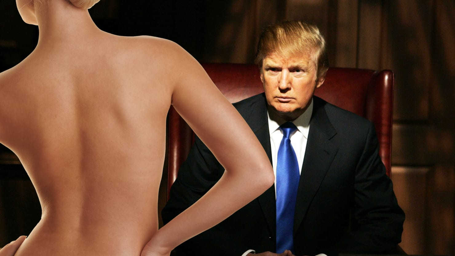 Donald Trump's 'Apprentices' Had to Agree to Go Nude