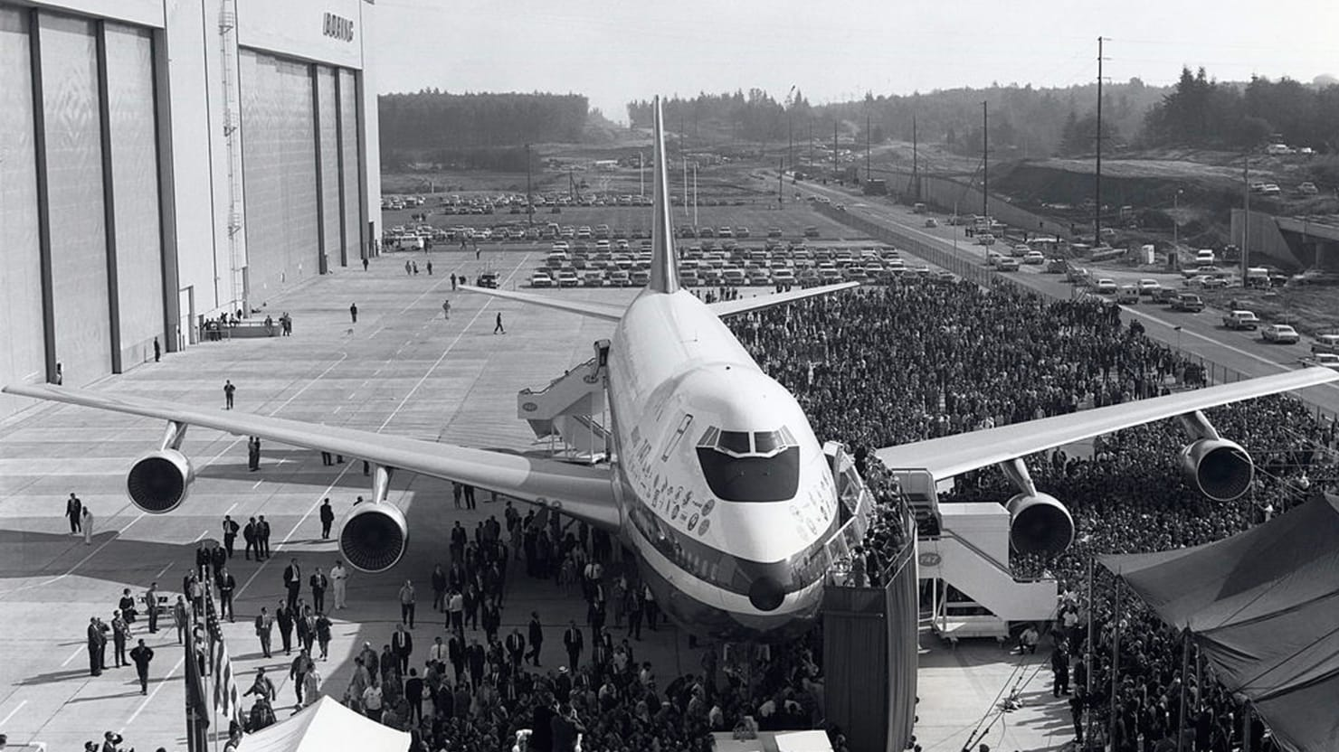 After 50 Years, Boeing Plans to Terminate Its Masterpiece, the 747