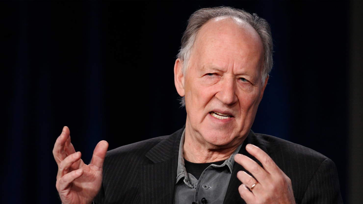 werner herzog it s not unthinkable that we will become extinct as