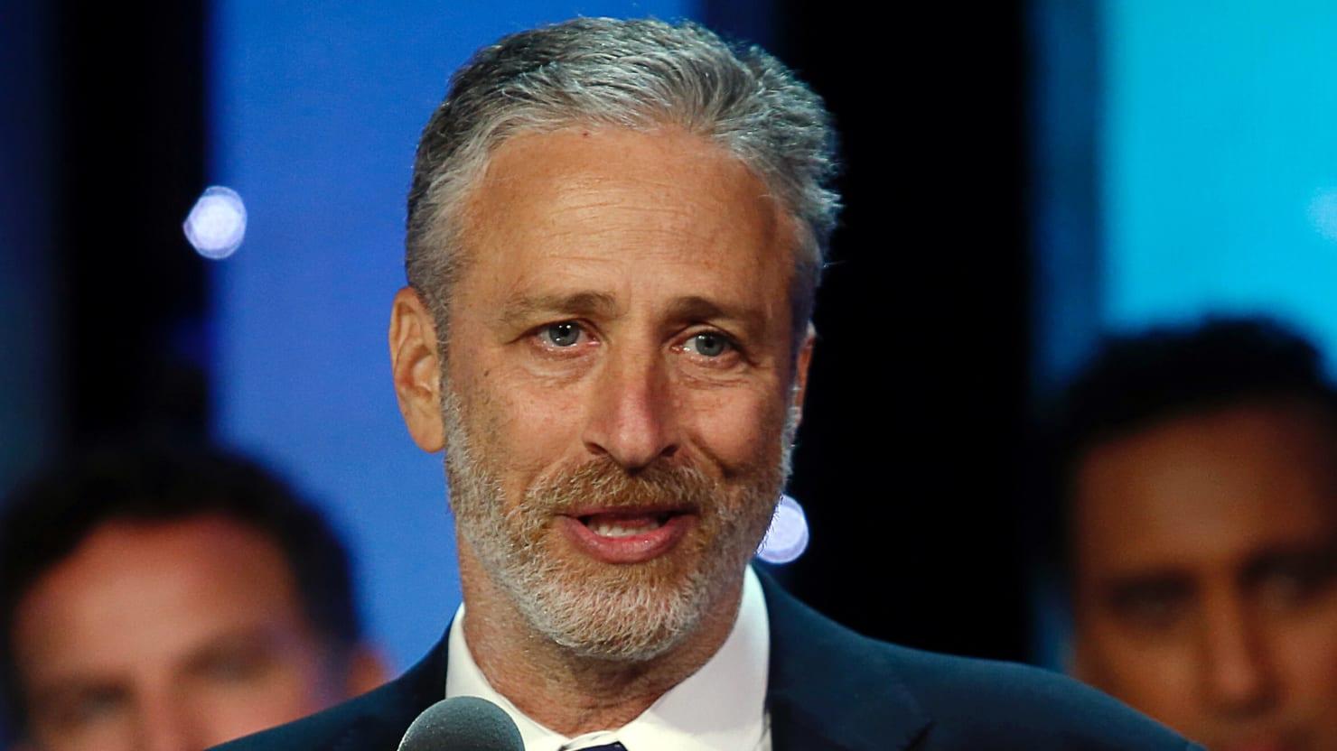 Jon Stewart's Retirement Lessons