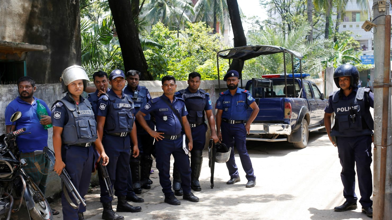 problems of police in bangladesh What i learned from the crippling gridlock in dhaka, bangladesh.