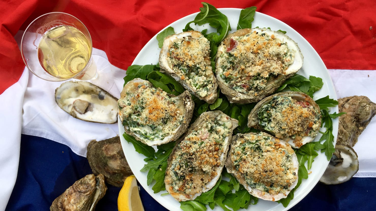 How to Make Kennedy Oysters