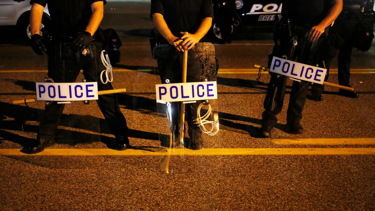 Racist Cops, Abused Women and the Blue Wall of Silence