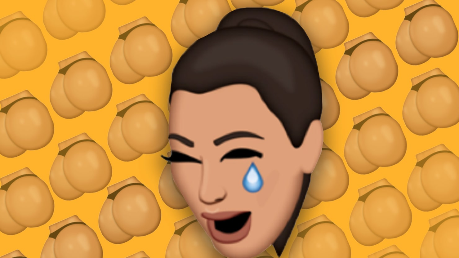From Kim Kardashian to Justin Bieber: a Guide to Celebrity Emojis, Hollywood's Favorite New App Trend