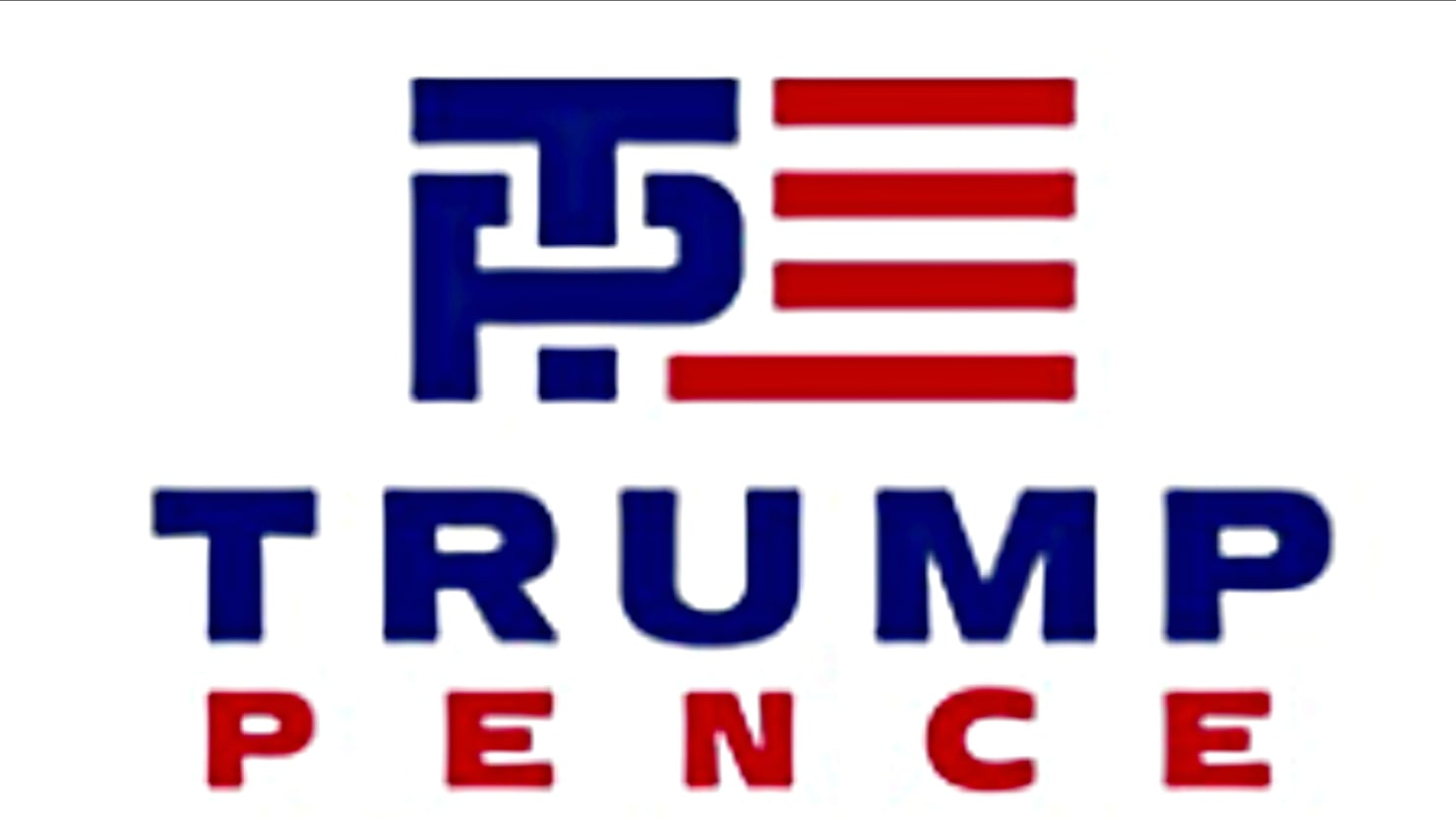 Trump-Pence Campaign Logo: The Best of Twitter Mockery