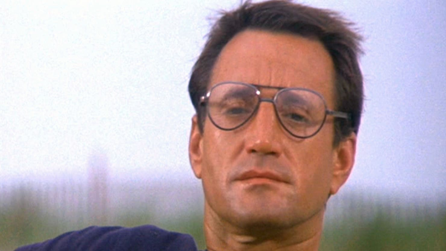 Roy Scheider's Killer Look in 'Jaws'