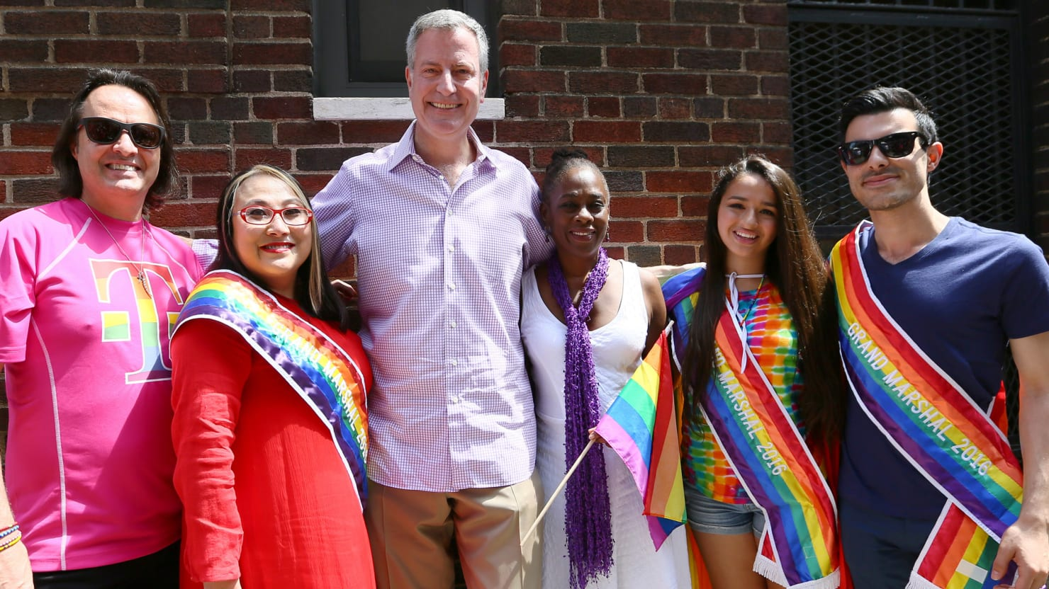He Escaped ISIS to Lead NYC Pride: Subhi Nahas's Fight for LGBT Refugees
