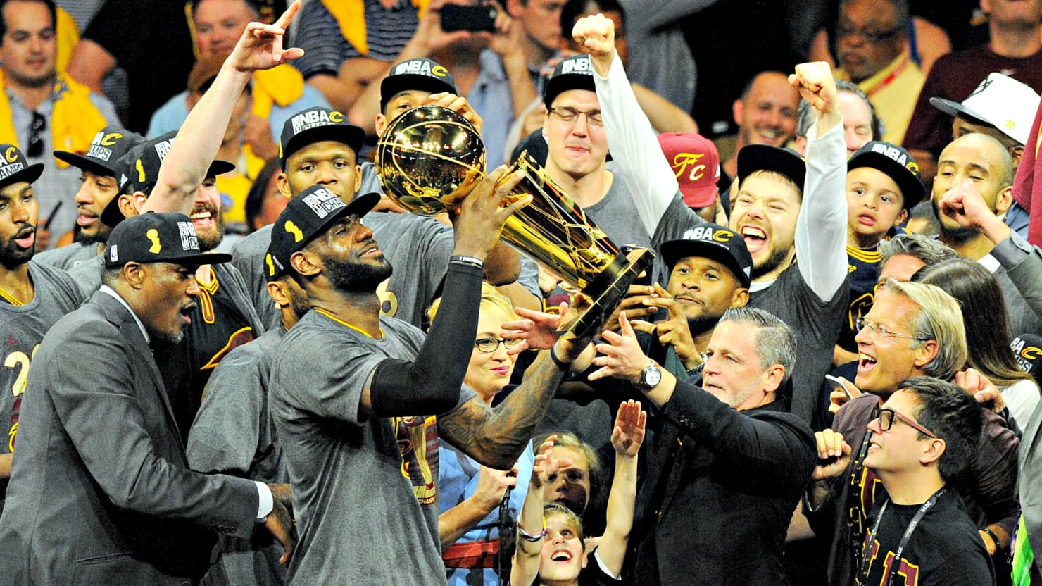 Cleveland Cavs Victory Parade: How to Watch the Live Stream Online