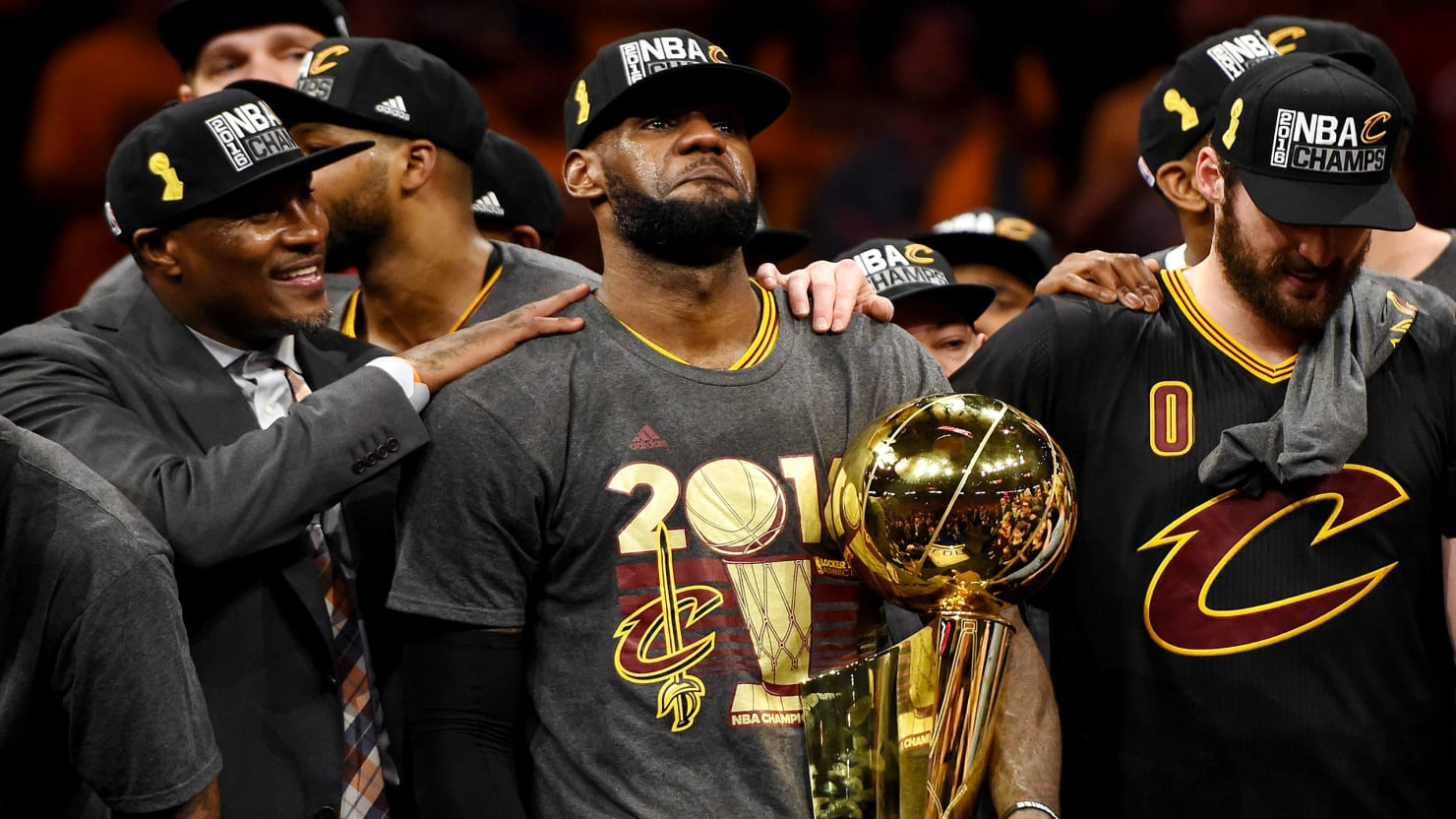 All Hail King James or How I Learned to Stop Worrying and Love LeBron