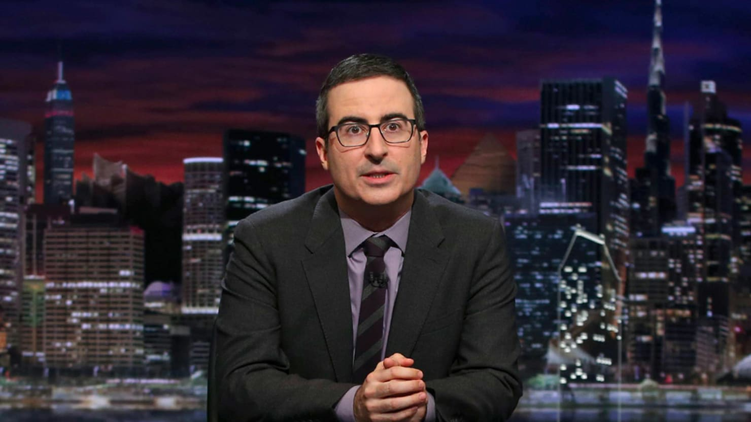 John Oliver Goes Off on Brexit: Britain Leaving the EU Is 'Absolutely Insane'