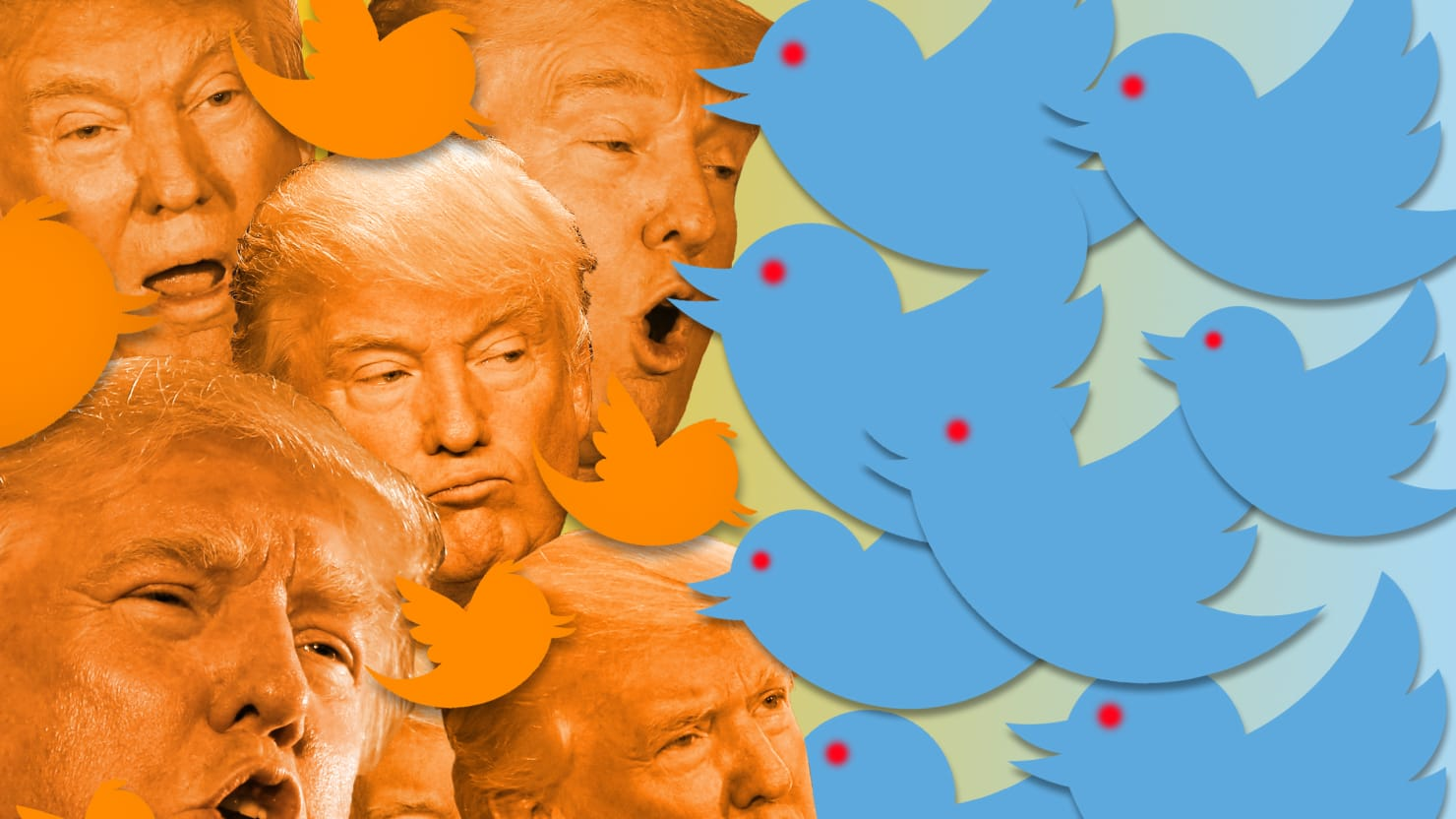 A Twitter Bot Is Beating Trump Fans