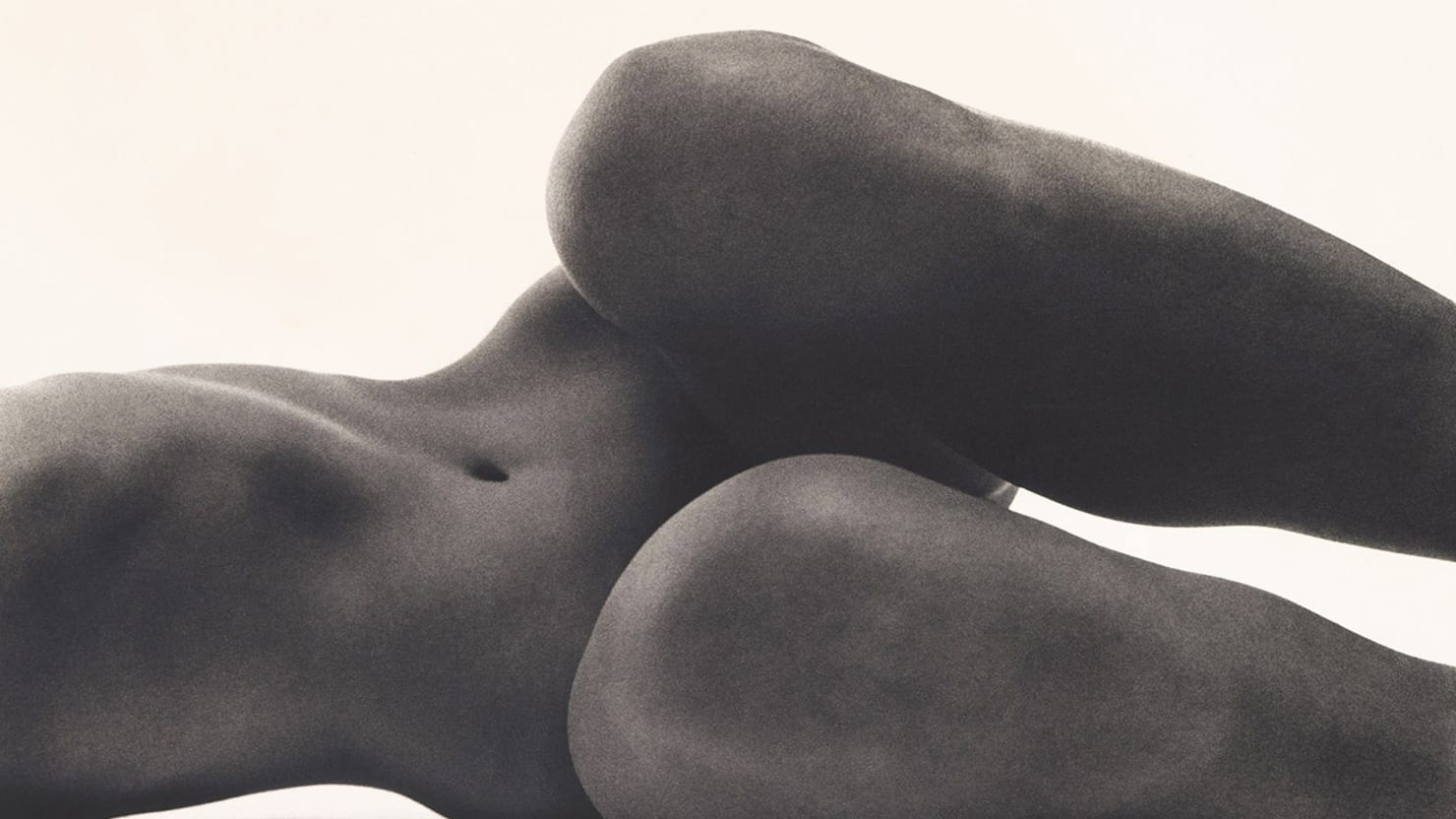 Irving Penn's Gloriously Strange Images (Photos)