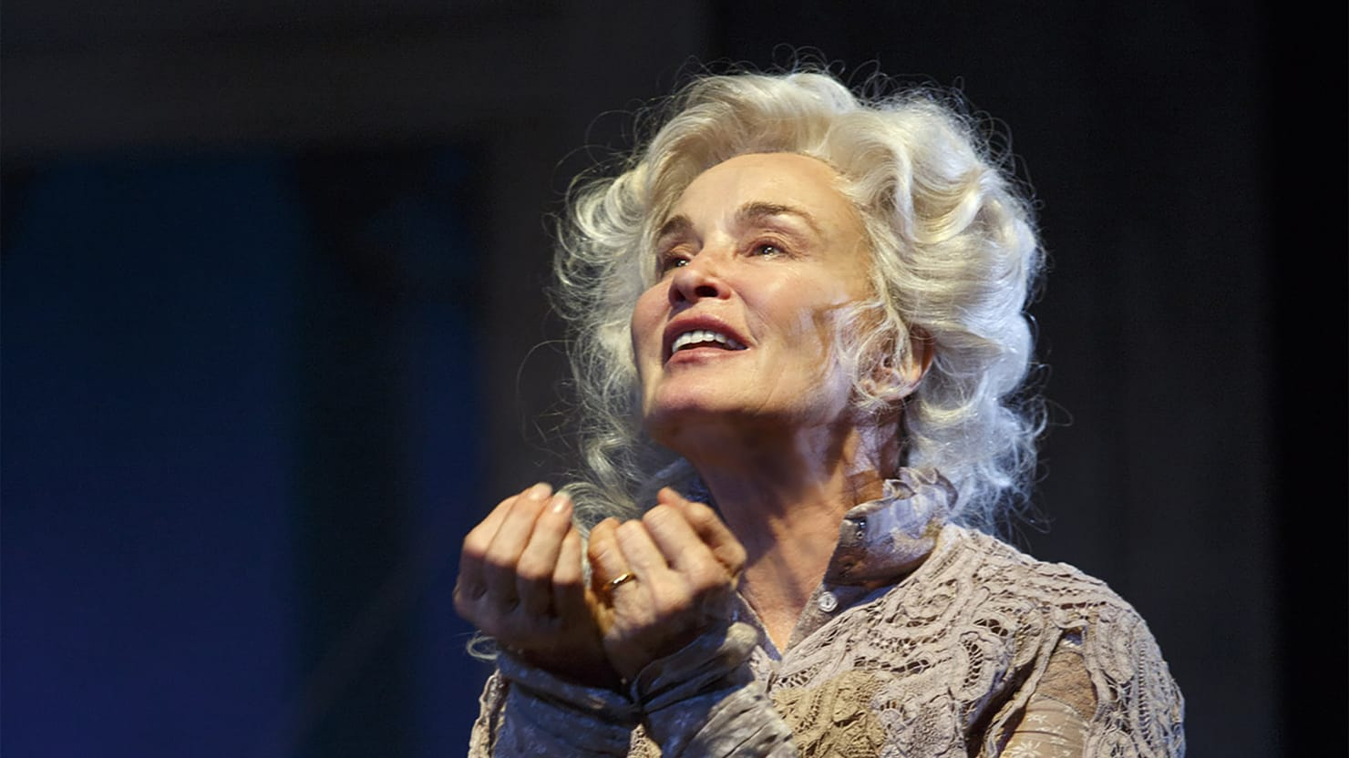 Lesley Manville's Bravura Performance in BAM's 'Long Day's Journey Into Night'
