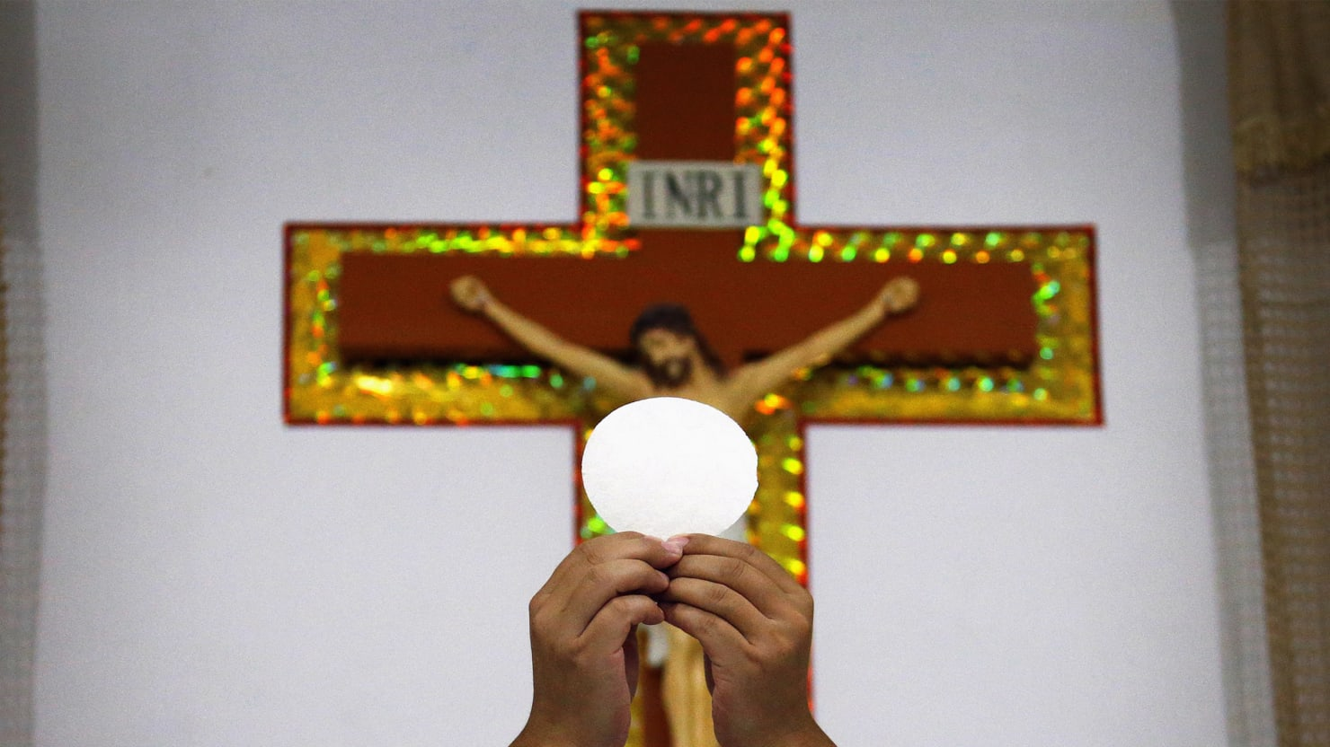 Chinas Crackdown On Christian Churches - Christian religion
