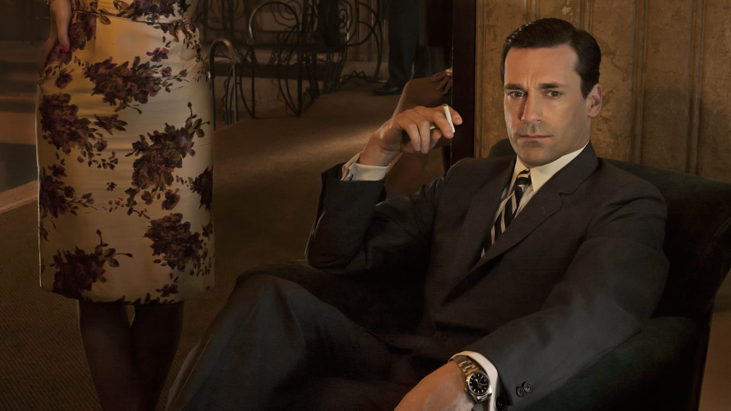 The Scramble To Own A Piece Of Mad Men