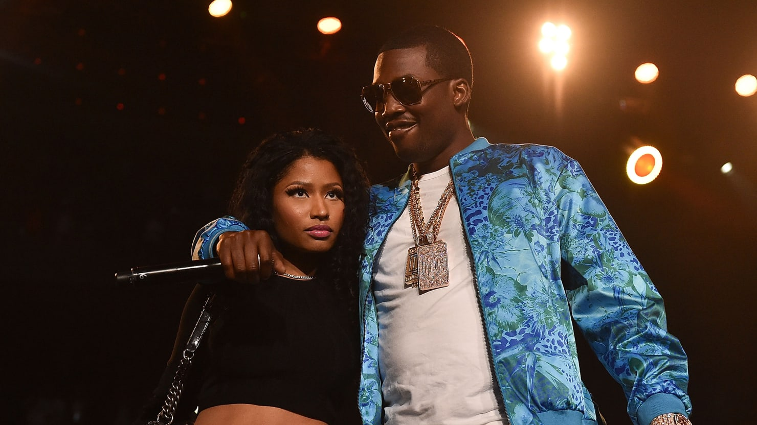 How Meek Mill (Hilariously) Won Rap Album of the Year at the BBMAs