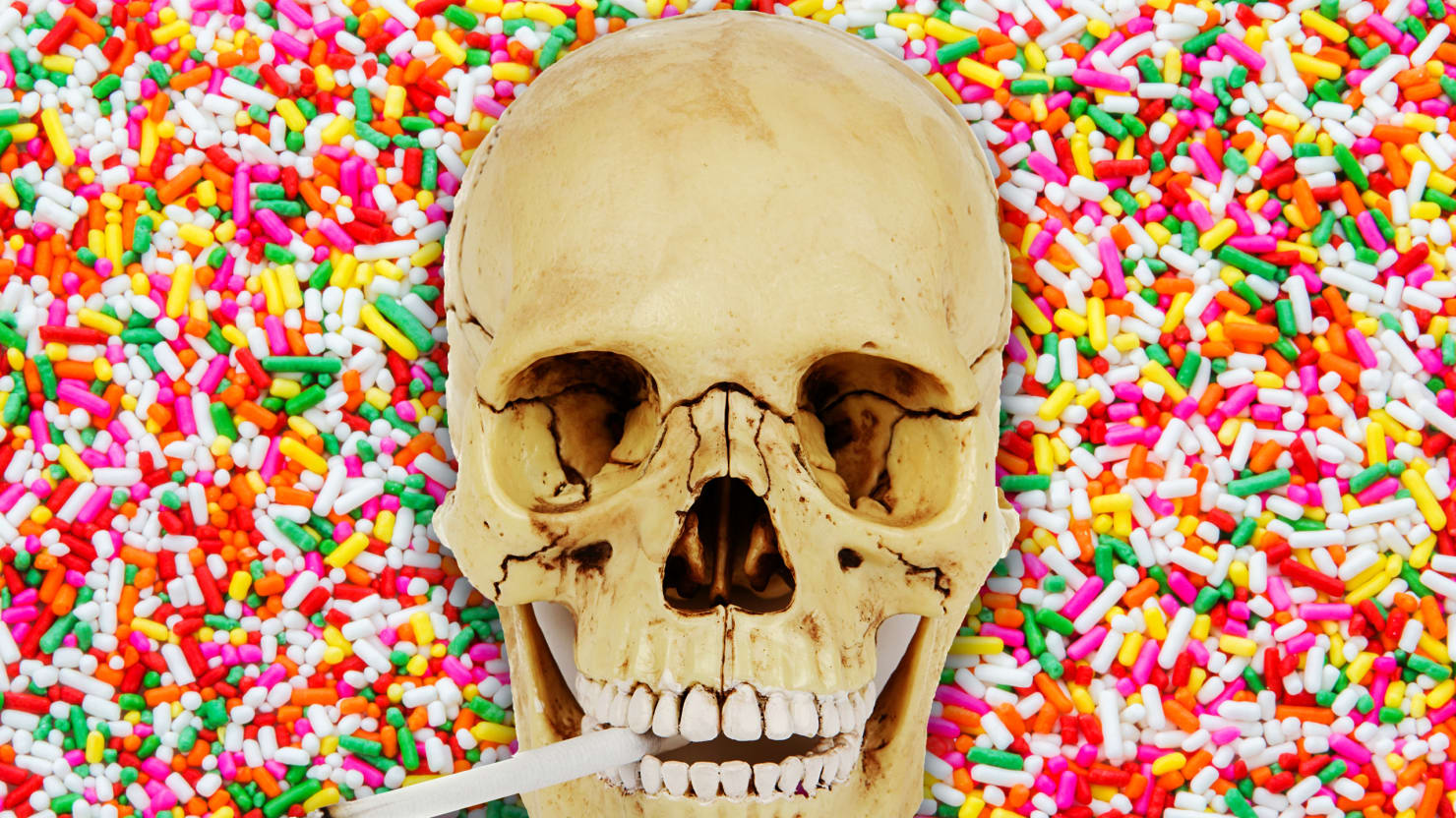 Is Nicotine the Cure for Sugar Addiction?