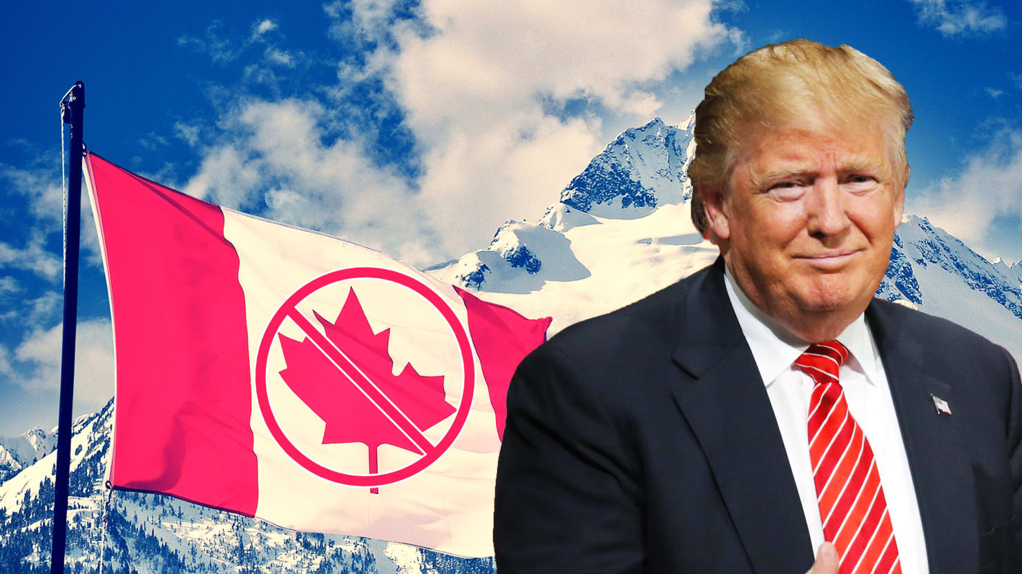 If Trump Wins, My Family Can't Move to Canada