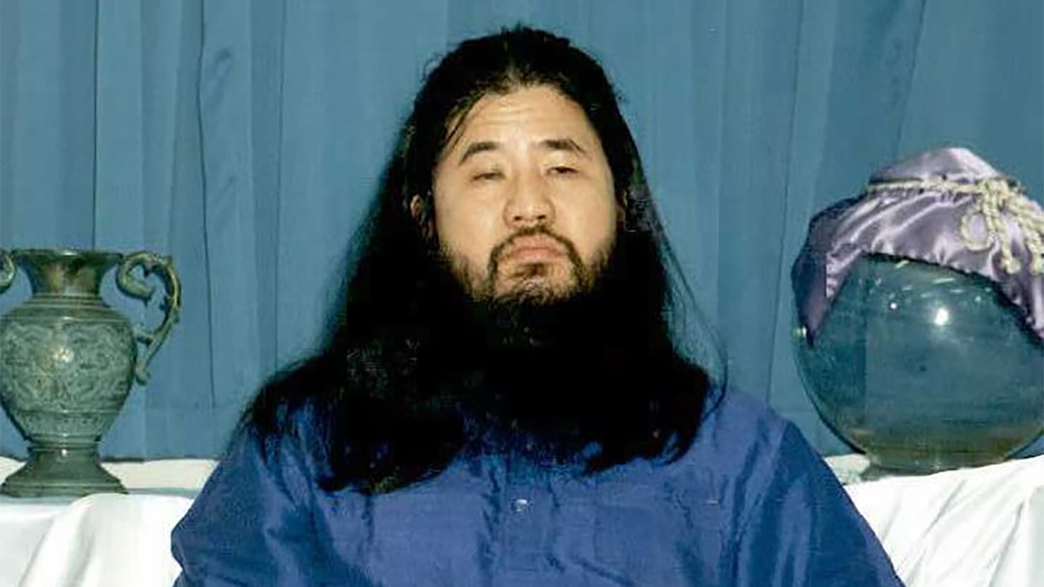 Image result for aum shinrikyo