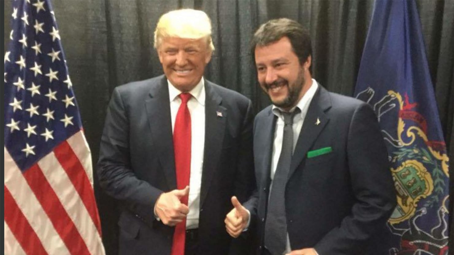 Image result for italy salvini