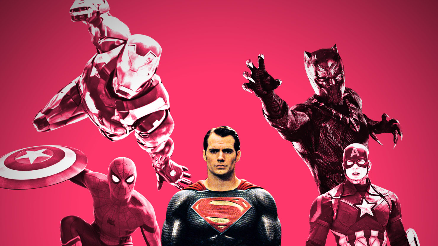 Why Marvel Is Crushing DC in the Comic Book Movie War