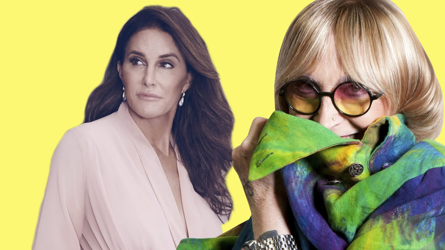 Meet Caitlyn Jenner's Ex-Scientologist BFF