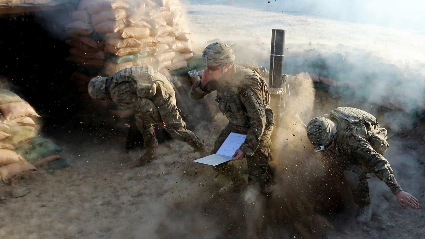 How Bomb Blasts Change Soldiers' Brains
