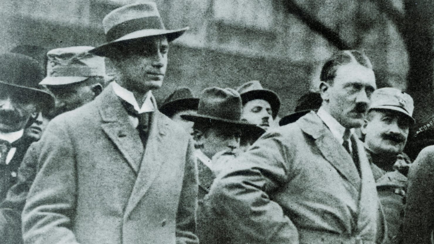 The Man Who Turned Hitler Into Hitler