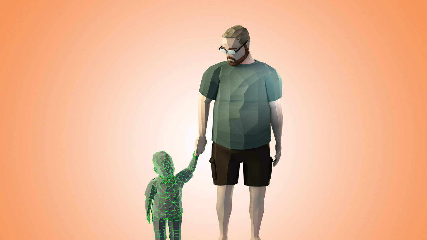 How a Father's Grief Over His Dying Son Became a Video Game