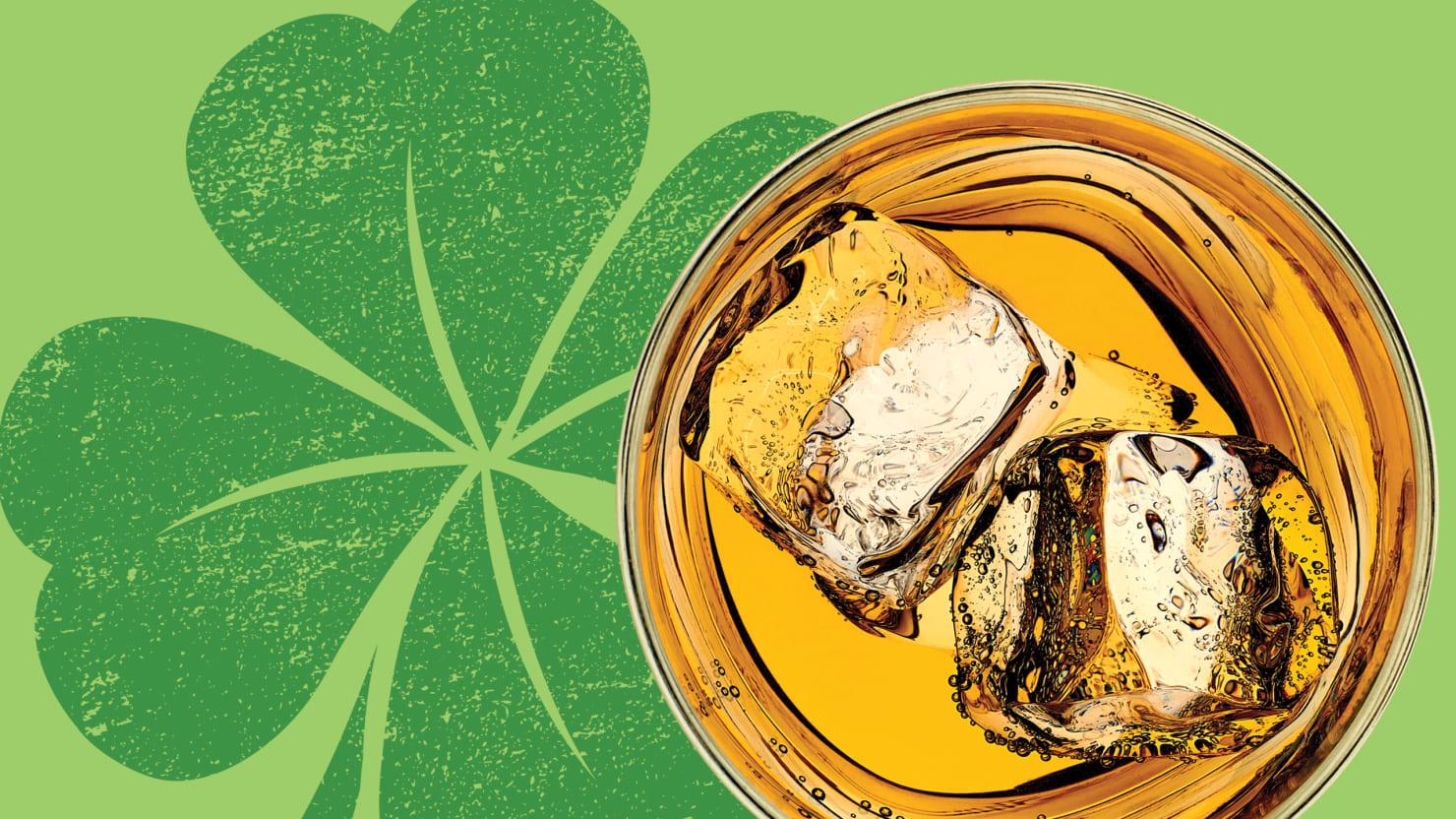 Image result for irish whiskey st. patricks day