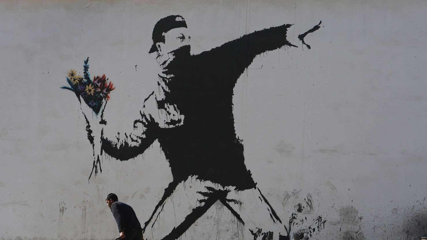 The Secret Life of the Real Banksy, Robin Gunningham