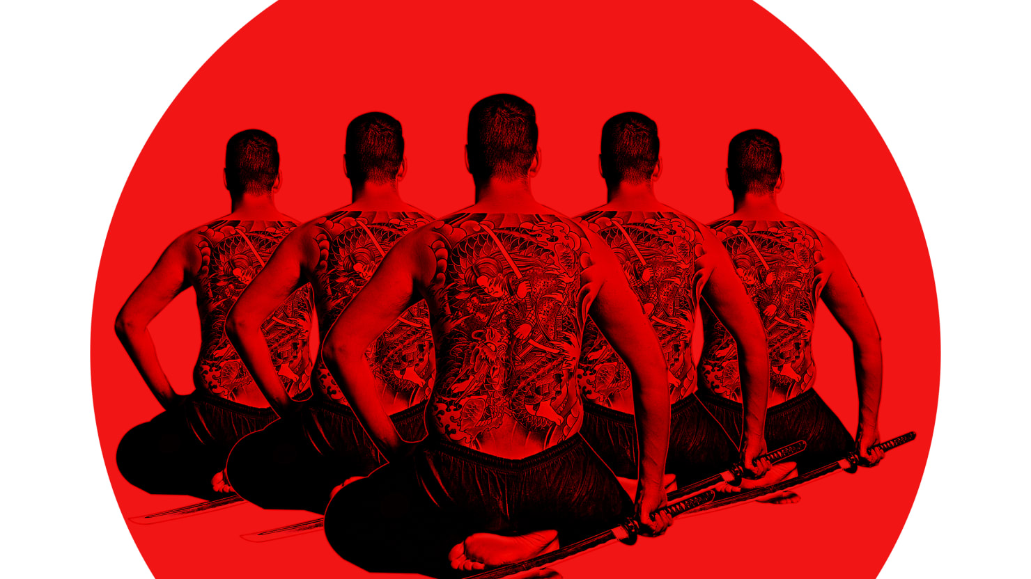 Yakuza vs. Yakuza in a 'Sea of Blood'