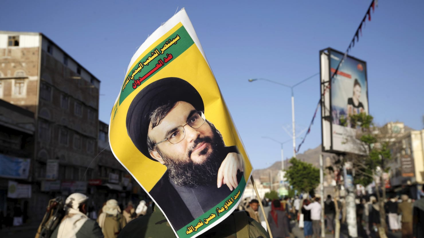 Hezbollah Claims a 'Nuclear Option' in Tense Standoff with Israel
