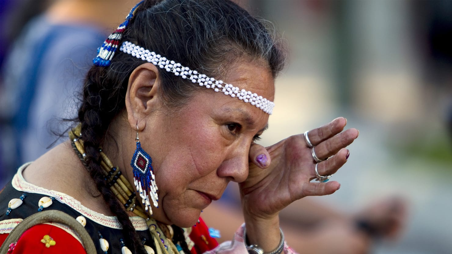 Were Thousands of Indigenous Women Murdered In Canada?