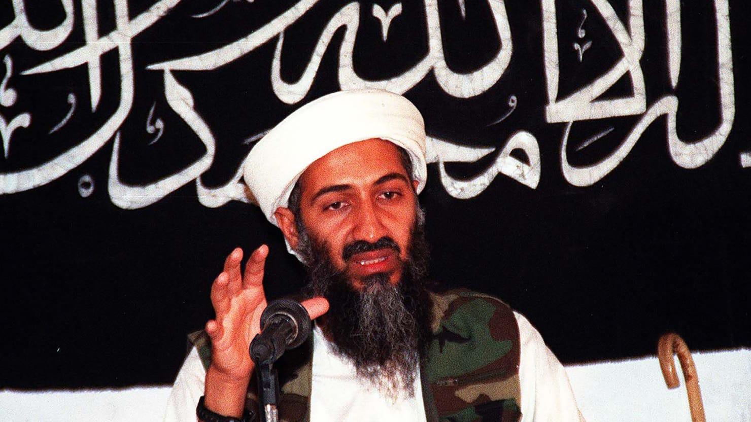 Osama bin laden suck my news magnificent idea