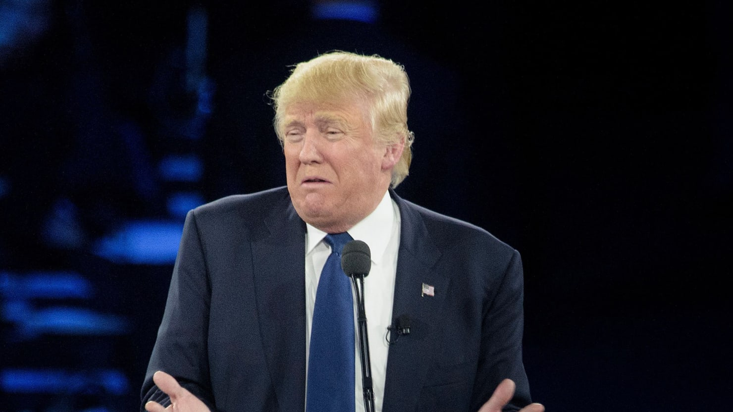 Donald Trump to the Mentally Ill: You're Fired