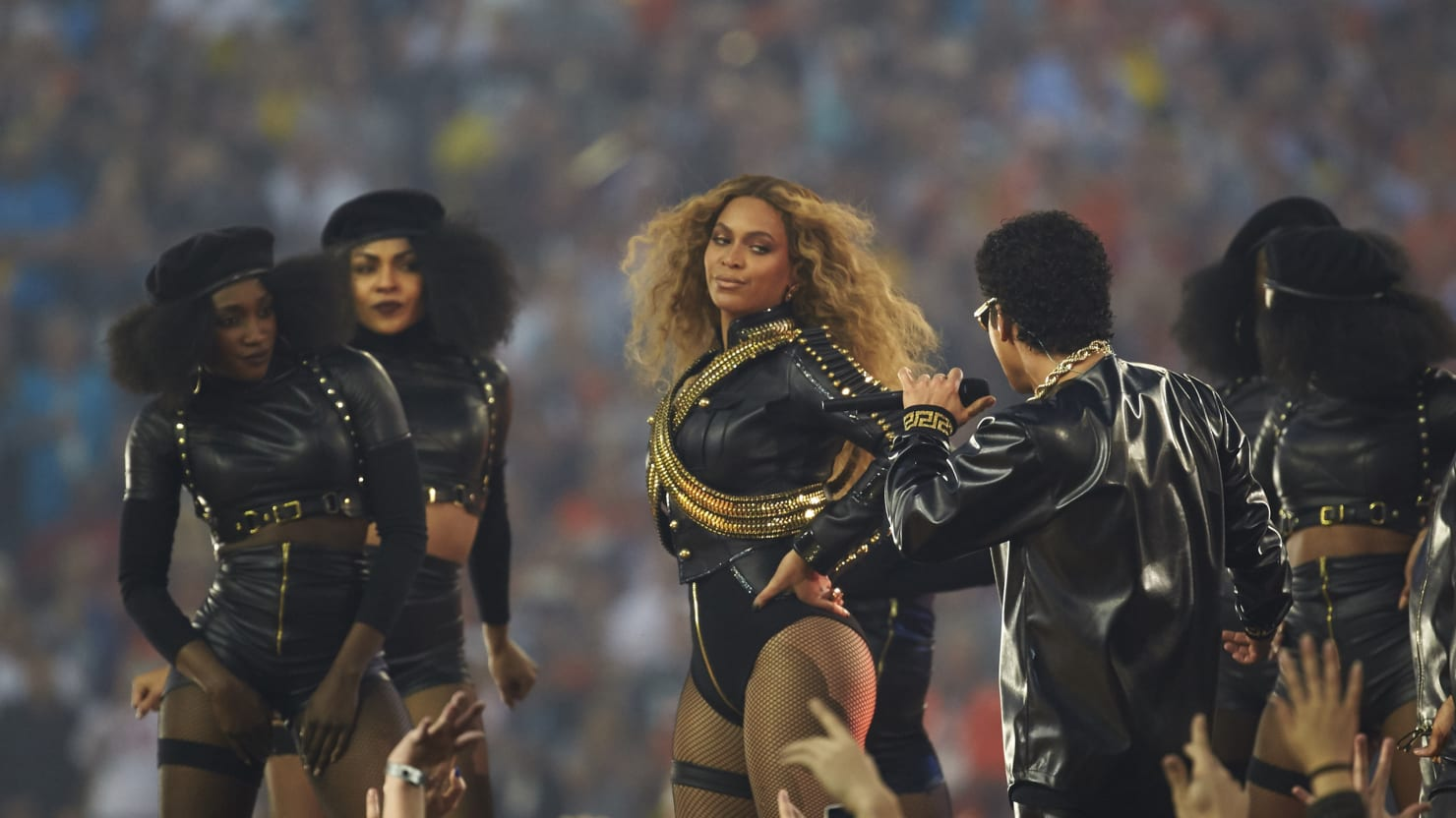 Beyonce's Black Lives Matter Tribute Defies the Laws of Celebrity Activism
