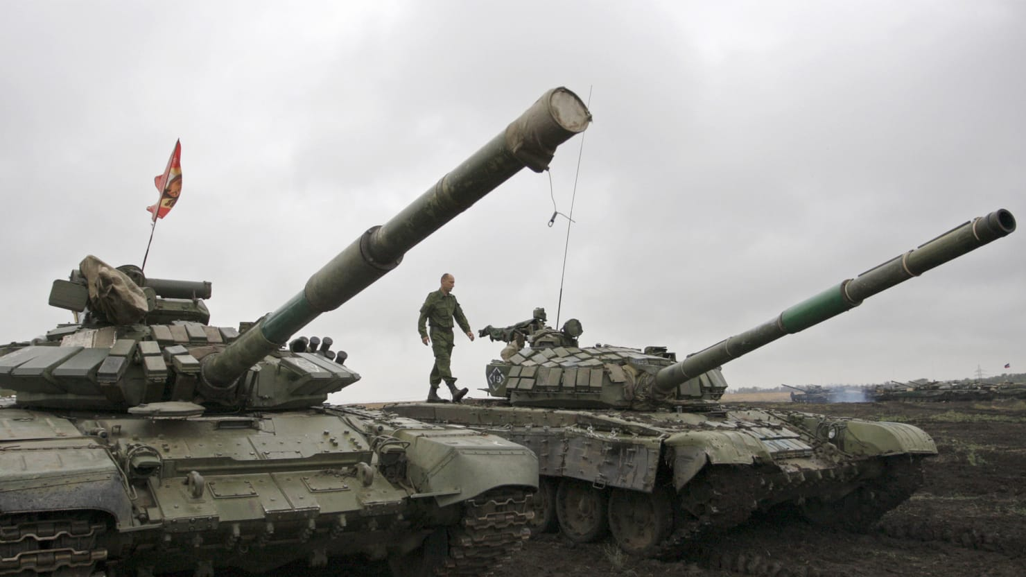 The War in Ukraine Is Back—So Why Won't Anyone Say So?