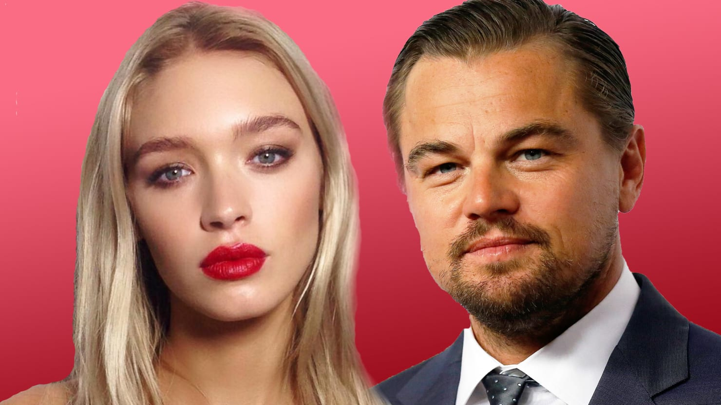 Meet leonardo dicaprios new squeeze roxy horner photo illustration by the daily beast m4hsunfo