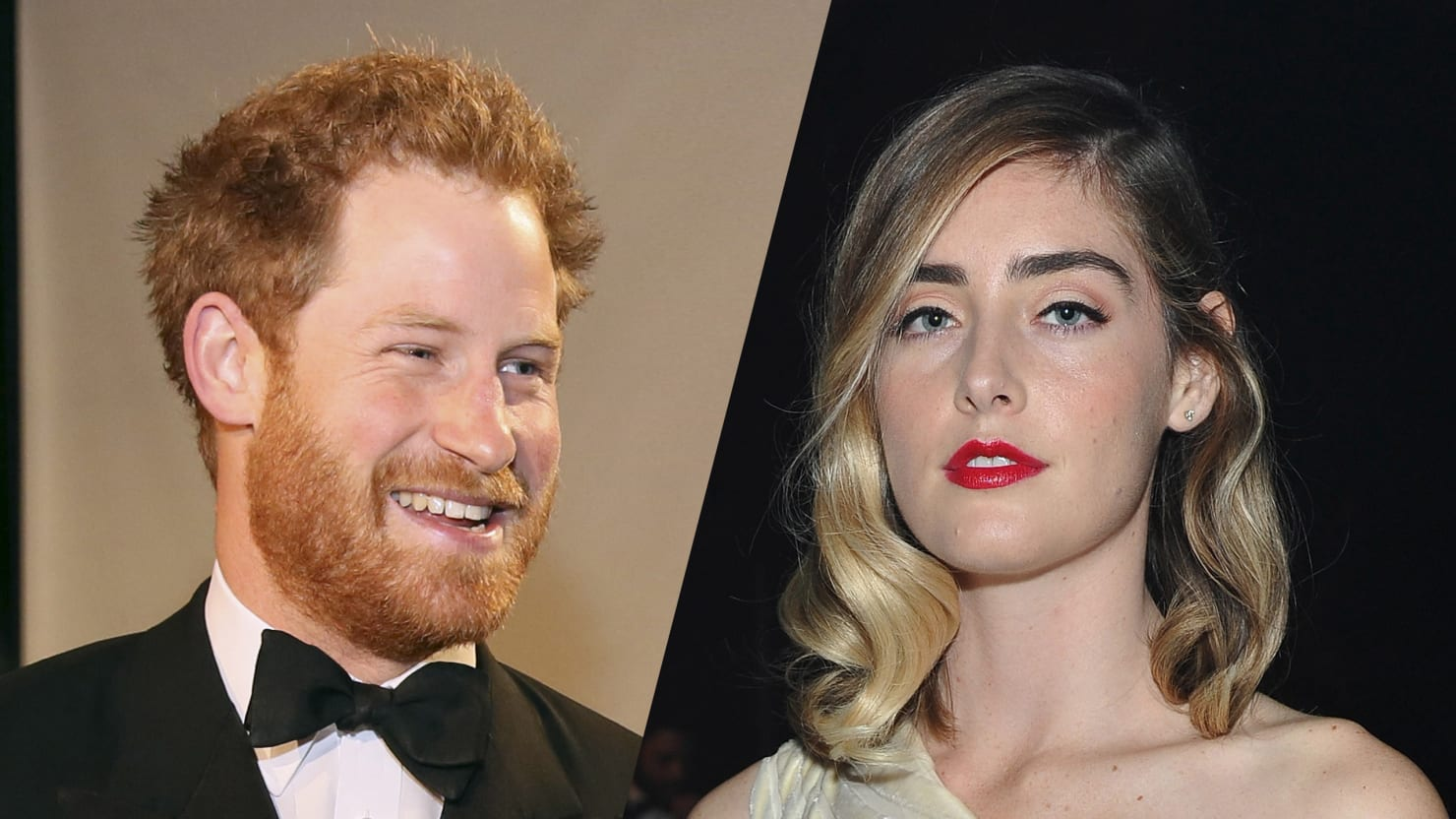 Juliette labelle dating prince harry