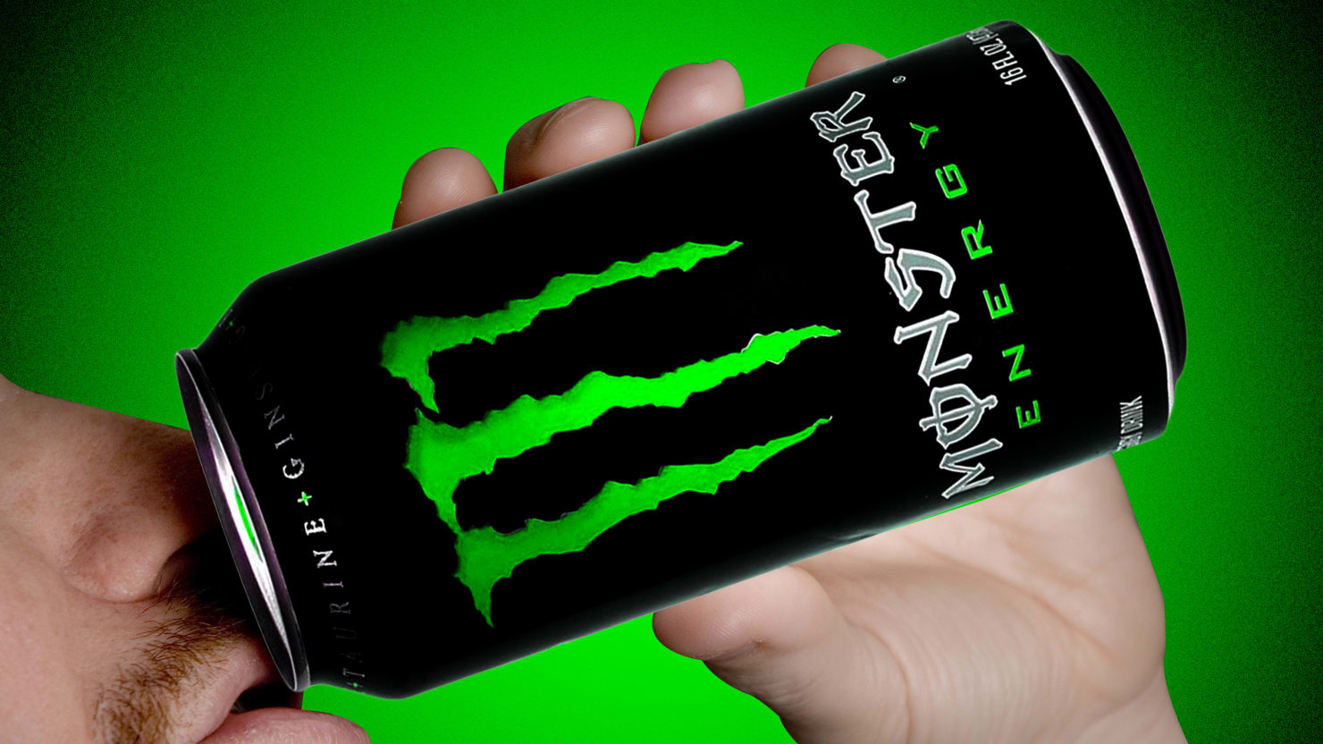 Death From Energy Drink Monster