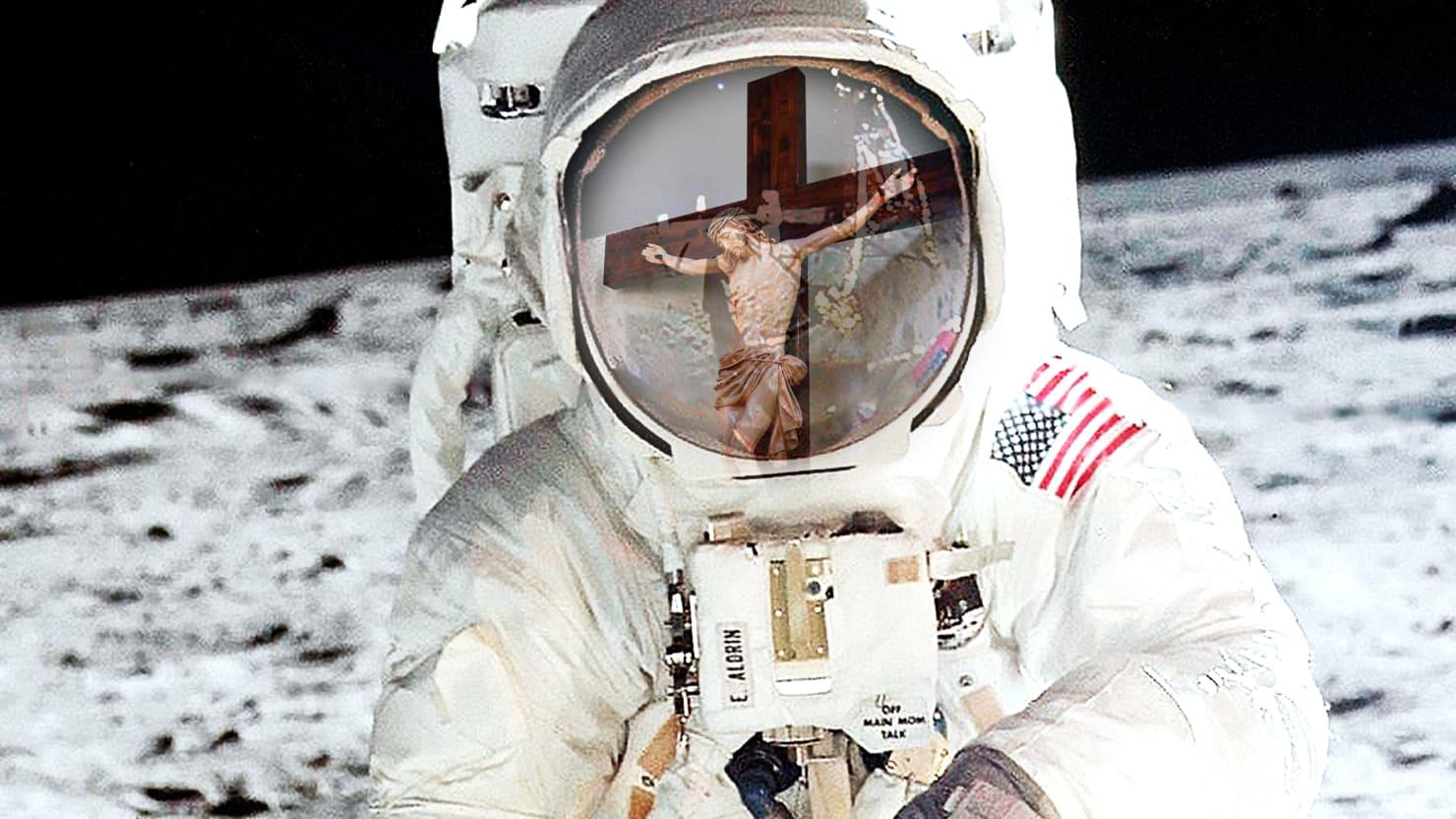 Did NASA Ban Jesus?