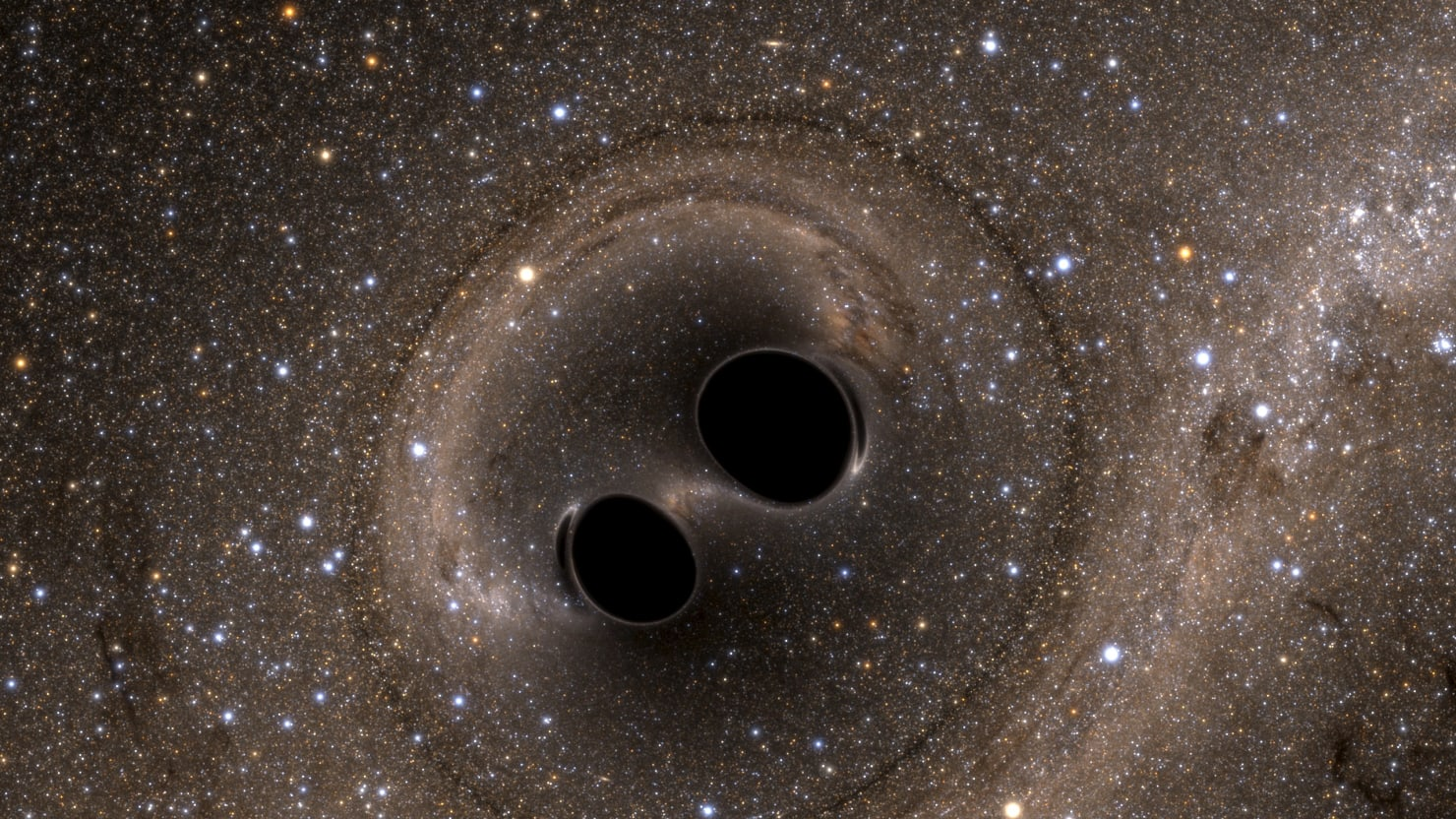View the Void: Inside Black Holes (Photos)