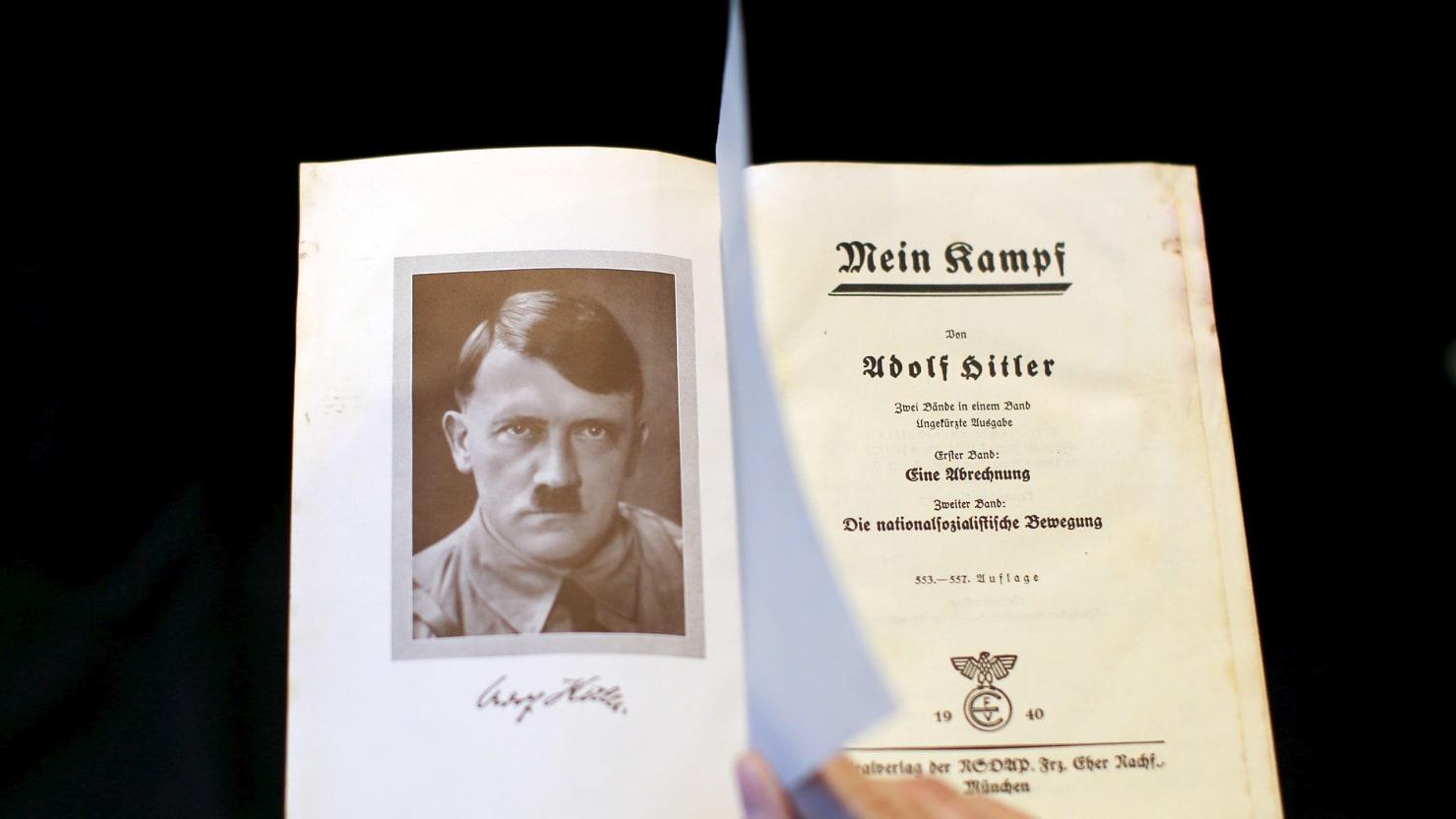 Mein Kampf Returns to Germany