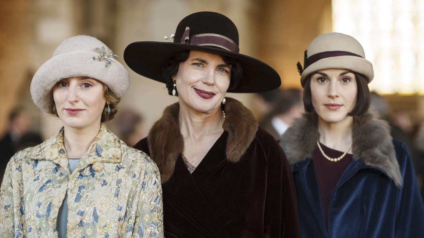 'Downton Abbey' Returns at a Brilliant Gallop: S6E1 Recap